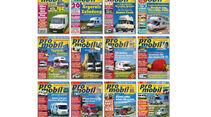promobil Cover von 1994-2008