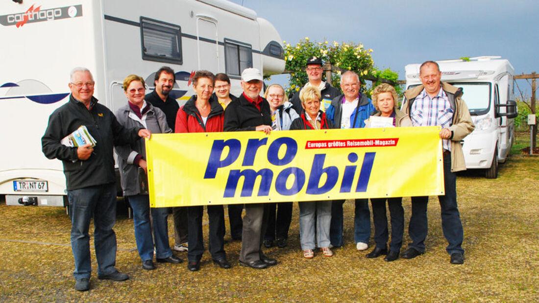 promobil Forum Treffen