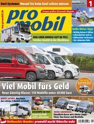 promobil Heft 01/2016