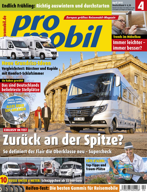 promobil Heft 04/2015