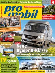 promobil Heft 04/2016