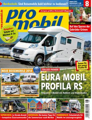 promobil Heft 05/2013