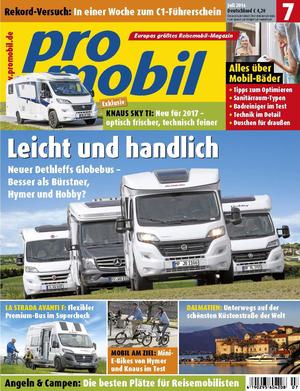 promobil Heft 07/2016