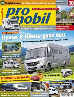 promobil Heft 10/2017