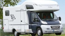 promobil Leserwahl Reisemobile des Jahres 2009 Wohnmobile