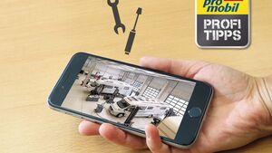 promobil Profi-Tipps App
