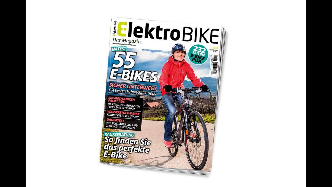 promobil-Schwestermagazin ElektroBike