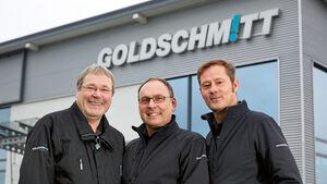 promobil hat bei Dieter Goldschmitt, Markus Marion und Gunnar Edler, den Verantwortlichen der Hymer-Tochter Goldschmitt Techmobil über dessen Ziele, Neuerungen und Veränderungen nachgefragt.