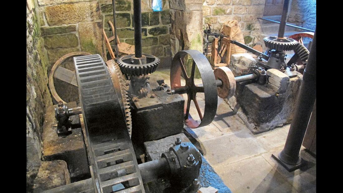 restaurierte Mühle Heringer Millen