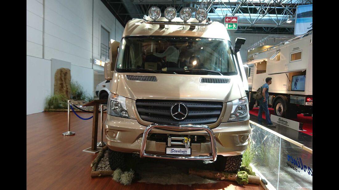 starliner mb_9 Caravan Salon 2017