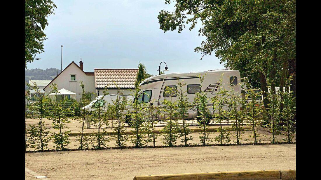 südlicher Pfälzerwald Stellplatz Valentis Freizeitpark