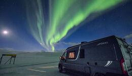 zur einmaligen Verwendung Nordcap Campingbus